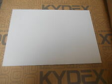 KYDEX T SHT 297 X 210 X 3MM A4 SIZE WHITE  P-1 HAIRCELL