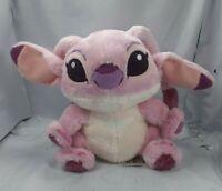 "Disney's Lavender Purple Stitch Stuffed Animal Soft Plush 7"" Lilo & Stitch F/S"