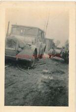 Foto, Funkwagen nebst Antenne (N)1888