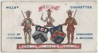 Worshipful Company of Armourers and Brasiers London England 100+ Y/O Trade  Card