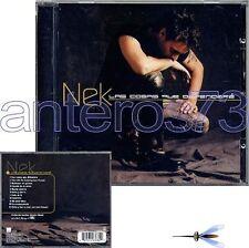 "NEK ""LAS COSAS QUE DEFENDERE"" RARO CD IN SPAGNOLO - LAURA PAUSINI DANTE THOMAS"