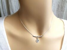 Star of David Necklace Jewish Jewelry Silver Pendant Hebrew Israeli Magen Mens