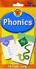 Phonics (Brighter Child Flash Cards) (Cards)
