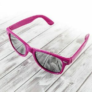 Funky Party Fashion Retro Style Mirror Dou Silver Lens Sunglasses GlassesVarious