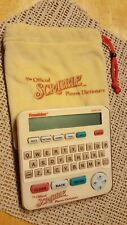 Franklin The Official Scrabble Players Dictionary Electronic SCR-226