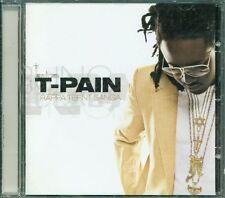 T-Pain - Rappa Ternt Sanga (Akon/Dizzee Rascal) Cd Perfetto