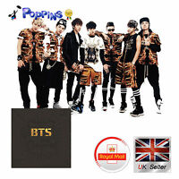 BTS [2 Cool 4 Skool] 1st Single Album CD K-POP Sealed Bangtan Boys UK Stock