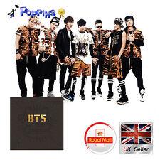 BTS [2 Cool 4 Skool] 1st Single Album CD K-POP Sealed Bangtan Boys UK Stock