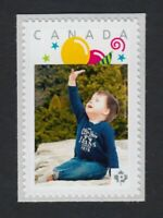 BOY REACHING SKY = Picture Postage stamp MNH Canada 2016 [p16/01sn3]