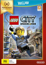 Nintendo Selects Lego City Undercover Wii U WiiU Game NEW