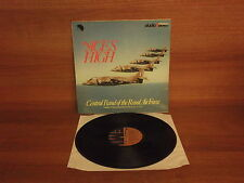 Central Band of the Royal Air Force : ACES HIGH : Vinyl Album : TWOX 1010