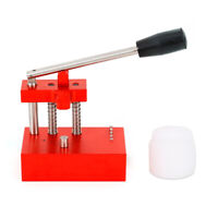 Red Professional Watch Crown Tube Tool for Removing Watch Pushers Tubes USA