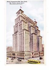 HOTEL COMMONWEALTH PROPOSED CONSTRUCTION, OFFERING SHARE IN CLUB, 55TH ST. NYC