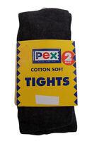 Pex Cotton Soft Tights Colour Royal Blue