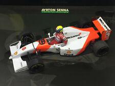 Minichamps 1/43rd McLaren Ford MP4/8 Senna last win. 540 414341
