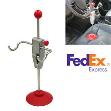 US Stock 14.5''/368cm Car Offroad Steering Wheel Holder Stand Tool Alignment Kit