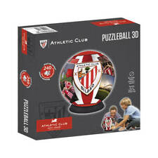 Puzzle Ball 3D Official Athletic Club Edition 2018 (240 Pieces - 1 Base)