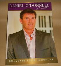 More details for 2010 daniel o'donnell tour programme - irish singer