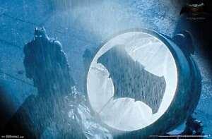 DC Comics Movie - Batman v Superman - Signal Poster