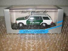 Minichamps 1:43 Mercedes Benz W123 Kombi Polizei Nr.430032291 /S425