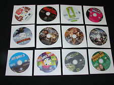 Lot of 12 NINTENDO Wii GAMES -  GREAT TITLES!!   LOW PRICE!!  FREE SHIP!!!!!