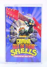 Teenage Mutant Ninja Turtles - Coming out of our Shells - Cassette Tape
