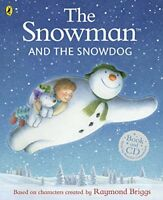 The Snowman and The Snowdog (Book & CD) by Briggs, Raymond, NEW Book, FREE & FAS