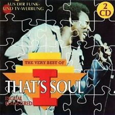 That's Soul-The very Best of 1 Arthur Conley, James Brown, Aretha Frank.. [2 CD]