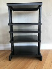 Sound Organization Z560 Adjustable Hifi Rack (Black)