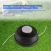 Trimmer Head Replacement Strimmer Heads Bump Cutting Feed Dual Line Spool Brush
