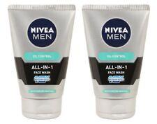 Nivea Men All In 1 Face Wash, 100gm (pack of 2)