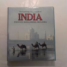 The Cambridge Encyclopedia of INDIA, PAKISTAN, BANGLADESH, SKI LANKA