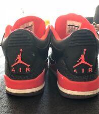 """Air Jordan 3 Retro """"Crimson"""" - Taille UK 9"""