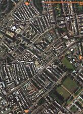 CHELSEA SW3 SW1. Brompton Cadogan/Sloane Sq King's Road Royal Hospital 2000 map