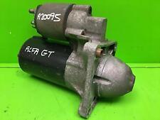 ALFA ROMEO GTV Starter Motor Petrol 2.0 16V BOSCH 0001107066 94-03