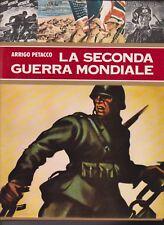 ENCICLOPEDIA - LA SECONDA GUERRA MONDIALE - A.PETACCO - CURCIO - 9 VOLUMI