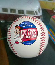 Disney Disneyana Disneyland Resort  Mickey Mouse Baseball Promo Ball Walt Disney