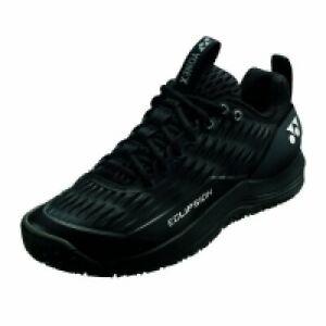 Yonex Tennis Shoes 3-Layer Power Cushion ECLIPSION 3, All Courts Black/Silver