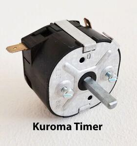 KUROMA TIMER ORIGINAL KUROMA PRESSURE FRYER CompleteTIMER PART NUMBER 1296