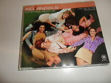 CD  No Angels  ‎– Something About Us / Like Ice In The Sunshine