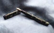 "Vintage The ""UNIQUE"" Pen Fountain Pen, 14CT Nib, 1930's England"