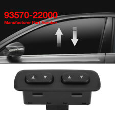 Car Power Window Master Switch Button 93570-22000 Replace for Hyundai Accent BT
