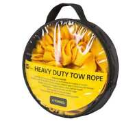 AA 4 TONNE TOW ROPE  FITS ANY VEHICLE WEIGHT PERMITTED 4M IN LENGTH STRONG ROPE
