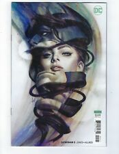 Catwoman # 5 Artgerm Variant Cover NM DC
