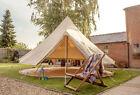 5 Meter Leinen Zig Klingel Zelt Von Bell Tent Boutique
