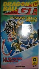 VHS - DE AGOSTINI/ DRAGON BALL GT - VOLUME 23 - EPISODI 2