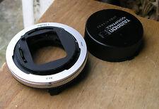 Canon FD Tamron Adaptall 2 II Montaje Y Cap