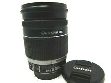 Canon EF-S 18-200mm F/3.5-5.6 IS Lens for Canon DSLR Cameras-Used