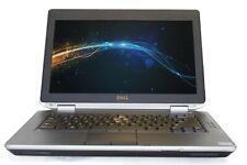"""C Grade Dell Latitude E6430 14"""" Intel i7 8 GB RAM 500 GB HDD Win 10 WiFi Laptop"""