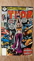 VINTAGE MARVEL COMICS THE MIGHTY THOR #279 COMIC BOOK JANE FOSTER CAPTIVE